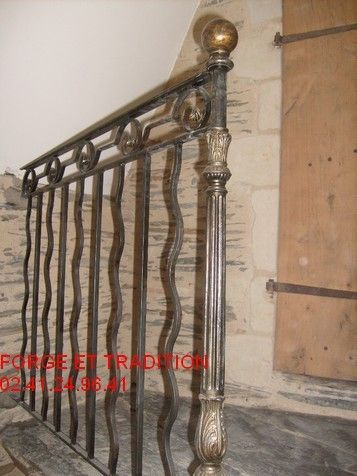 balcon fer angers ponts de c 49. Black Bedroom Furniture Sets. Home Design Ideas